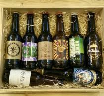 caja cervezas asturianas